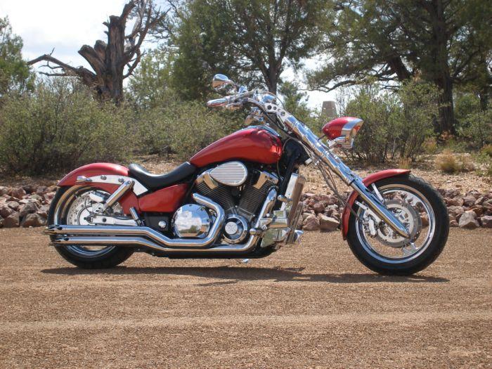 honda vtx parts for 1300/1800 custom/retro models   cycle